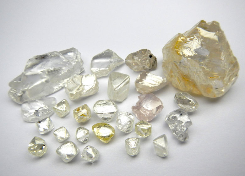 mining gear for diamond and hard